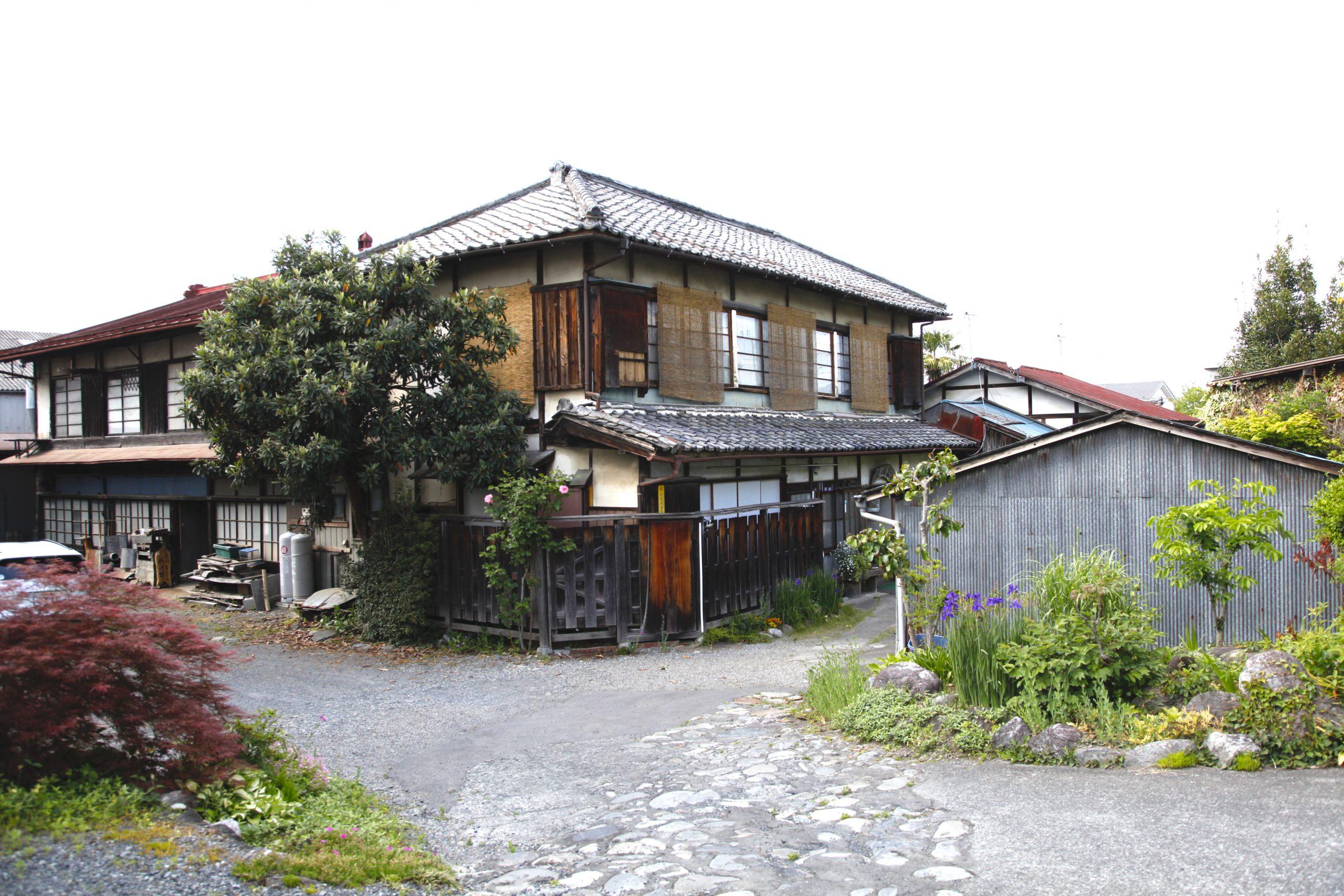 浅見箸製作所の歴史